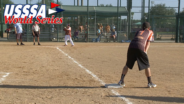 Usssa Men's Major World Series - Home Run Derby