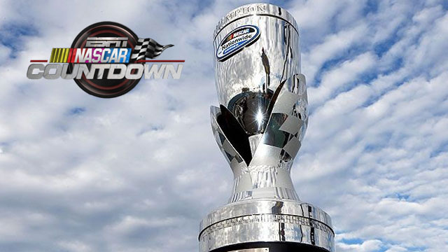 NASCAR Nationwide Series Countdown