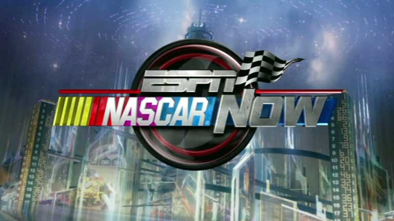NASCAR Now presented by Wrangler