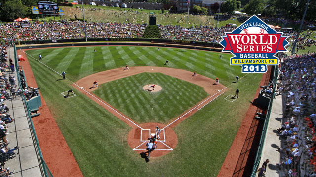 Hamilton, Ohio vs. Grosse Pointe, Michigan (Great Lakes Regional Semifinal #1)