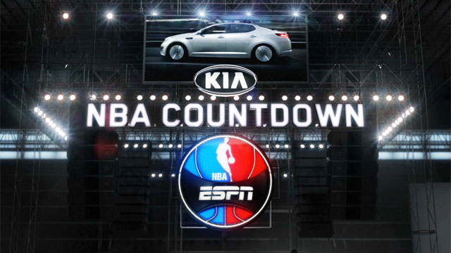 KIA NBA Countdown