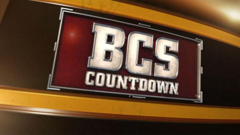 BCS Countdown