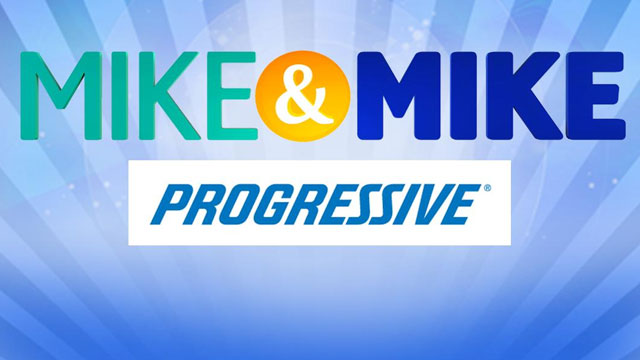 Mike and Mike in the Morning presented by Progressive