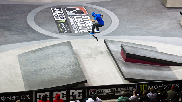 Skateboard Street League