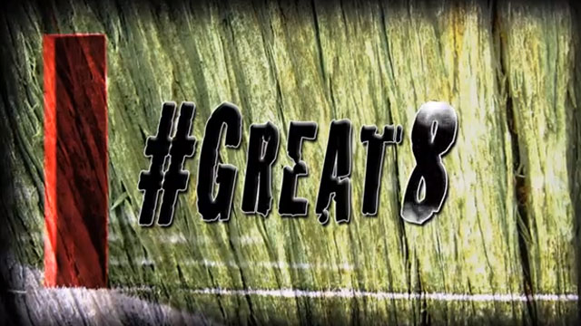 #Great8 Plays