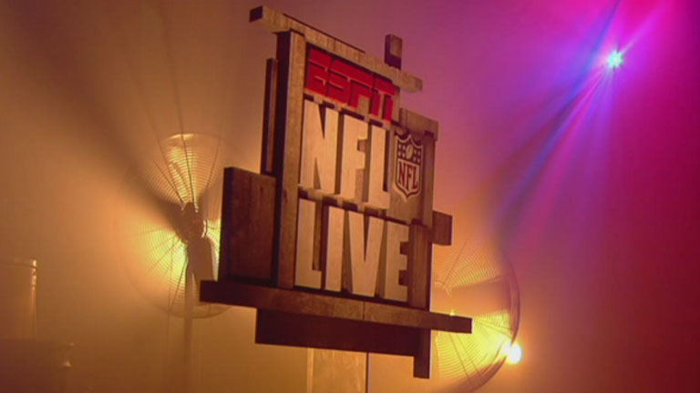 NFL Live presented by Volvo