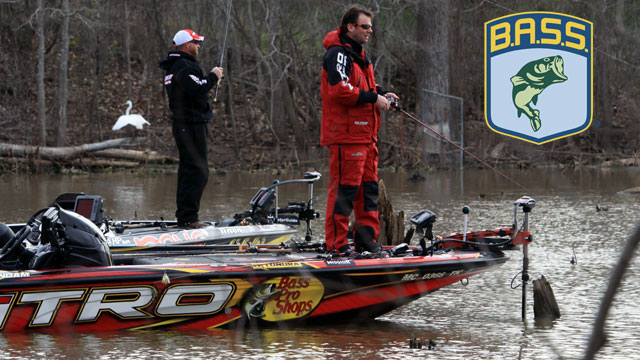Bassmaster Elite at Sabine River