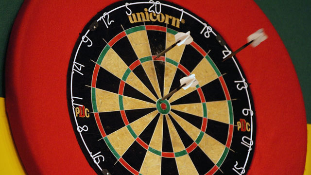 2014 German Darts Championship