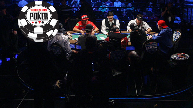 2013 World Series of Poker - Day 7 (Main Event)