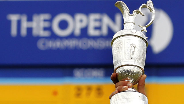 ESPN3's Coverage of The Open Championship Pres. By IBM (Part I) (Final Round)
