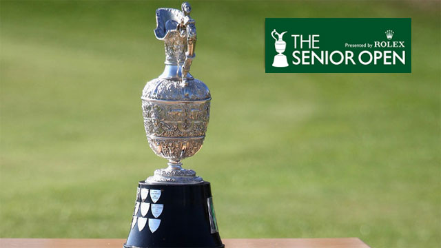 The Senior Open Championship presented by Rolex (First Round)