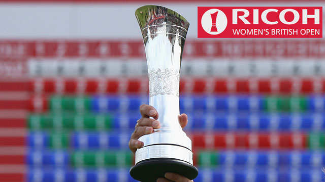 Ricoh Women's British Open (First Round)