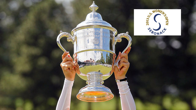U.S. Women's Open Golf Championship (Second Round)