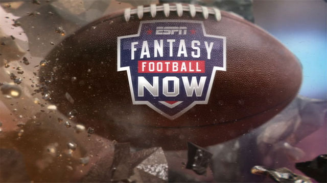 Fantasy Football Now presented by Papa John's
