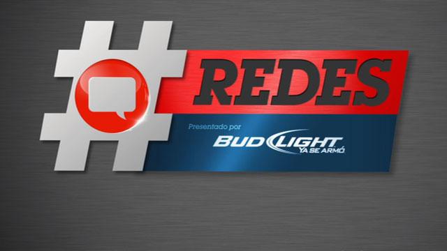 #Redes presentado por Bud Light
