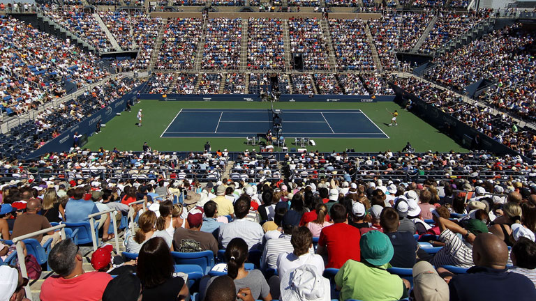Arthur Ashe Stadium (Day 1) (First Round)