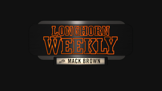 Longhorn Weekly with Mack Brown