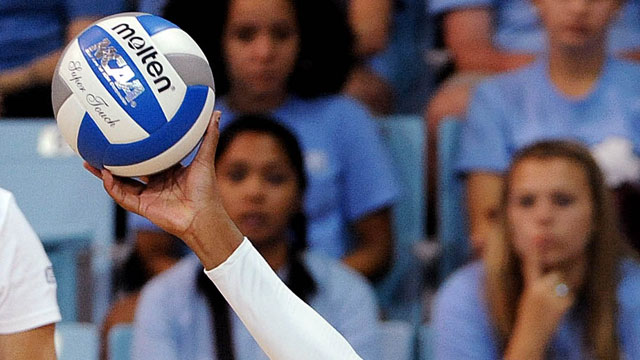 #22 North Carolina vs. Duke (W Volleyball)