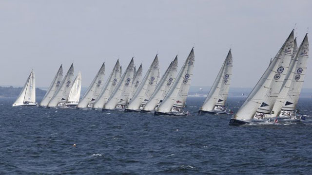 2015 National College Sailing Championship