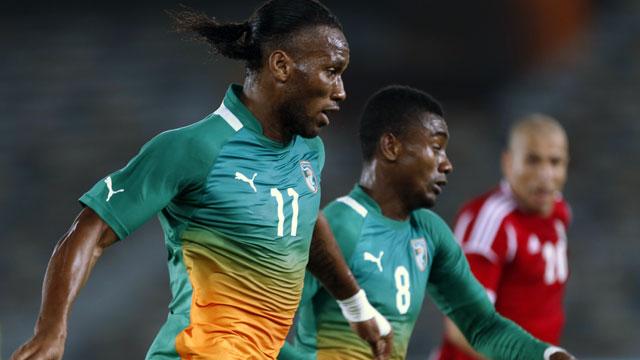 Cote D'Ivoire vs. Togo