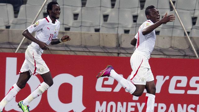 Burkina Faso vs. Ethiopia