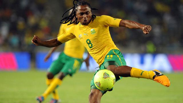 South Africa vs. Cape Verde