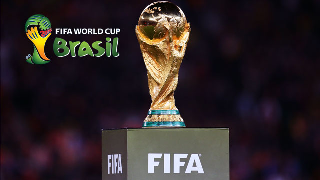FIFA World Cup Draw (World Feed)