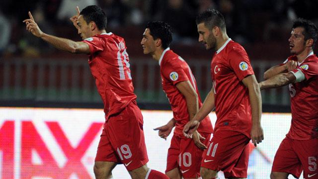 Turkey vs. Andorra