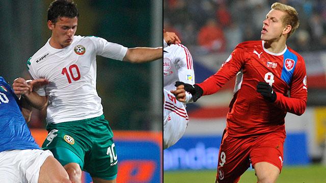 Bulgaria vs. Czech Republic
