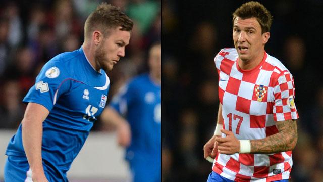 Islandia vs. Croacia (Partido de Ida) (SPA)