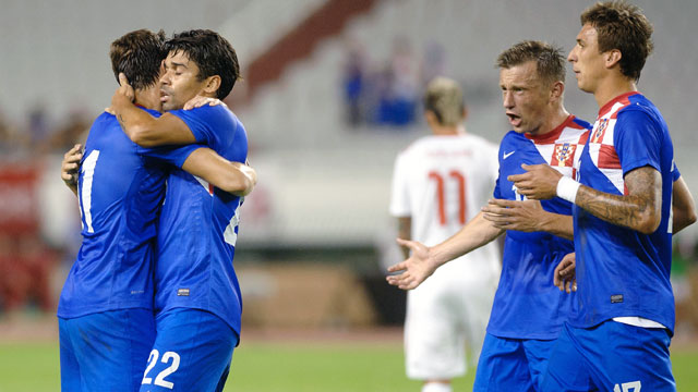 Croatia vs. Macedonia: World Cup 2014 Qualifier