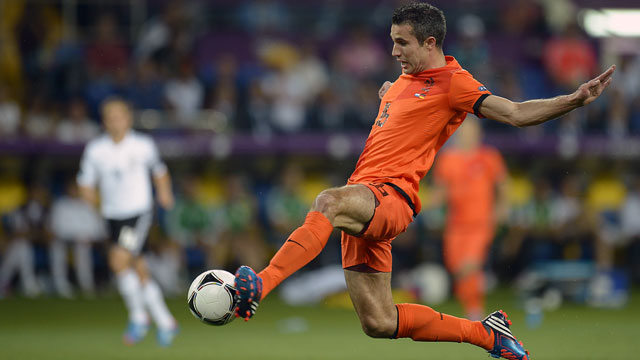 Netherlands vs. Turkey: World Cup 2014 Qualifier