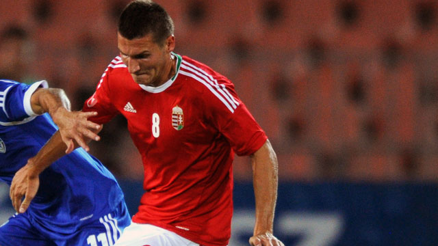Andorra vs. Hungary: World Cup 2014 Qualifier
