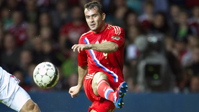 Russia vs. Northern Ireland: World Cup 2014 Qualifier (English)