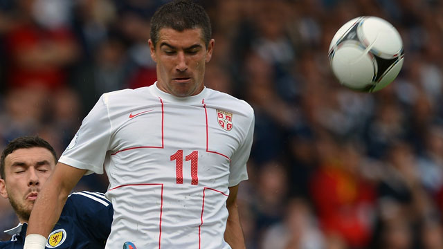 Serbia vs. Wales: World Cup 2014 Qualifier