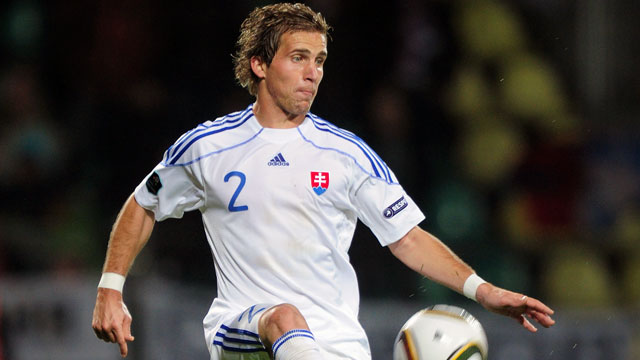 Slovakia vs. Liechtenstein: World Cup 2014 Qualifier