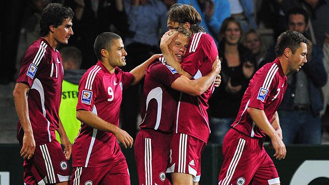 Liechtenstein vs. Latvia