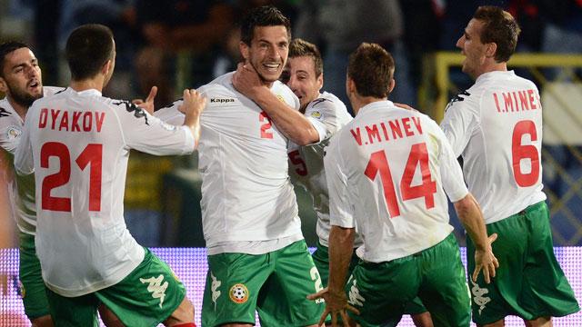Bulgaria vs. Malta