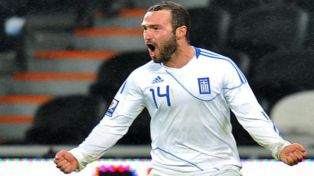 Bosnia-Herzegovina vs. Greece