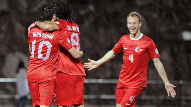 Turkey vs. Hungary