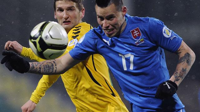 Liechtenstein vs. Slovakia (ENG)