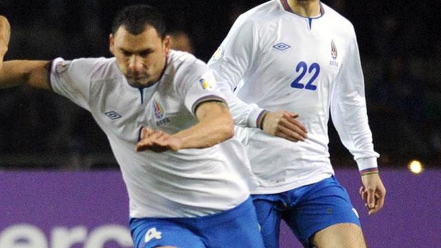 Azerbaijan vs. Luxembourg