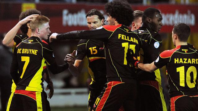 Belgium vs. Serbia (ENG)