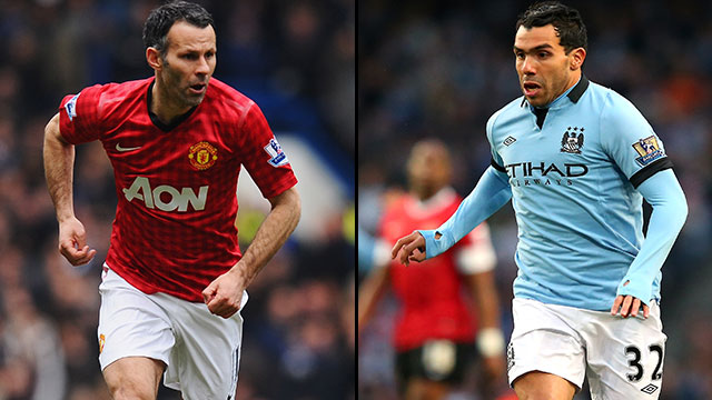 Manchester United vs. Manchester City (SPA)