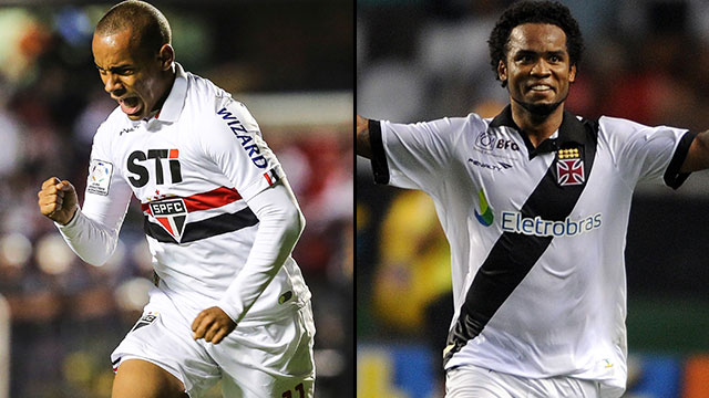 Sao Paulo vs. Vasco (SPA)