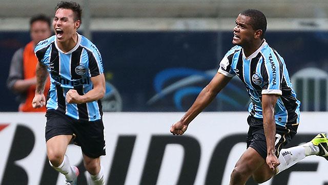 Santos vs. Gremio (SPA)