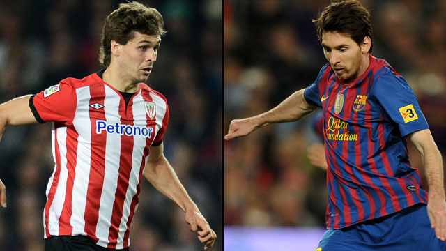 Athletic Bilbao vs. Barcelona (Espa�ol)