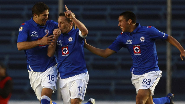 Cruz Azul vs. Lobos (SPA)