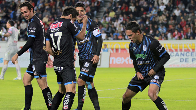 Queretaro vs. Estudiantes Tecos (SPA)