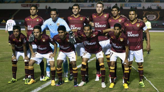 Veracruz vs. Estudiantes Tecos (SPA)